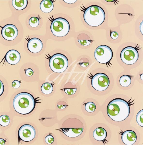 Takashi Murakami - Jellyfish Eyes (Tan) watermark.jpg