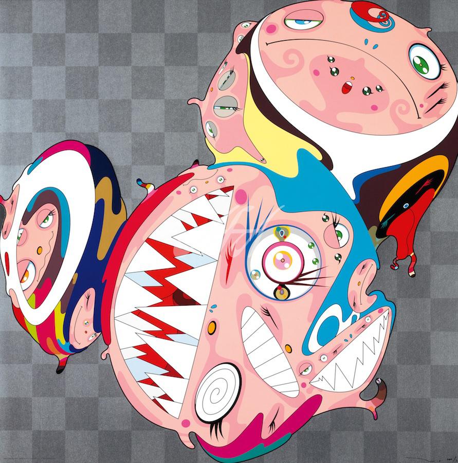 Takashi Murakami - Melting DOB D watermark.jpg