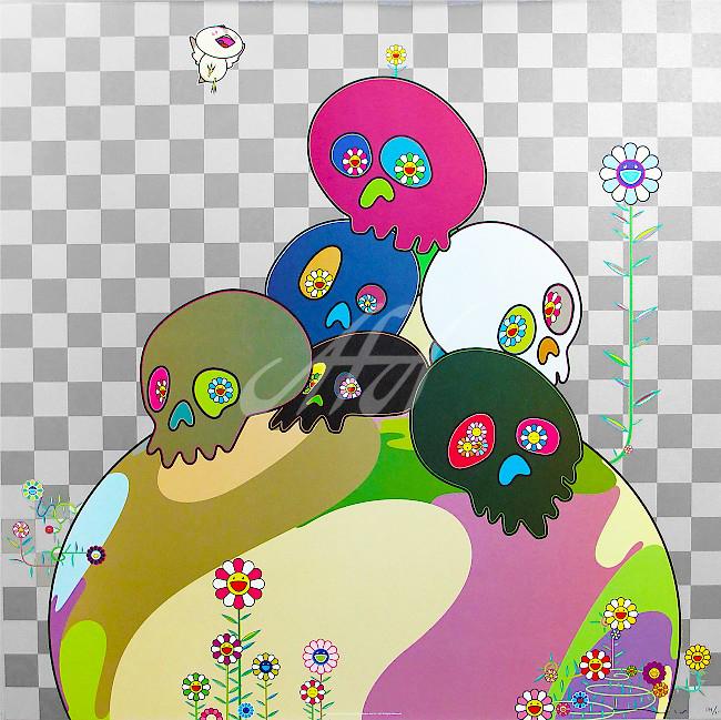 Takashi Murakami - Skulls Rock watermark.jpg