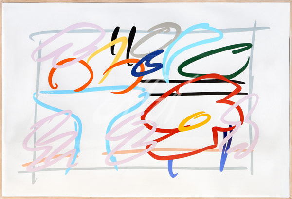 Tom Wesselmann - Fast Sketch Still Life with Abstract Painting watermark.jpg