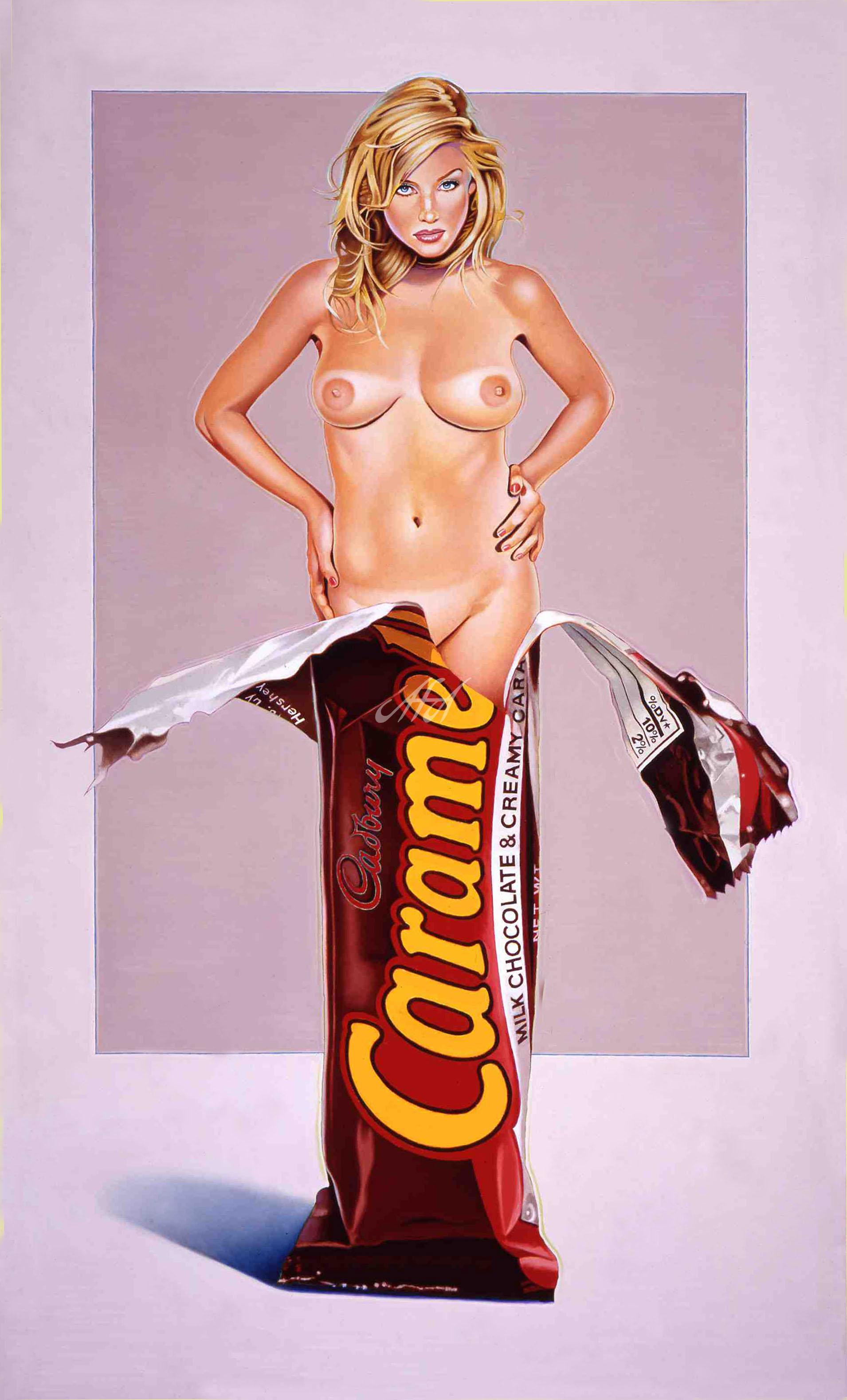 Mel Ramos - Caramia Caramello watermark.jpg