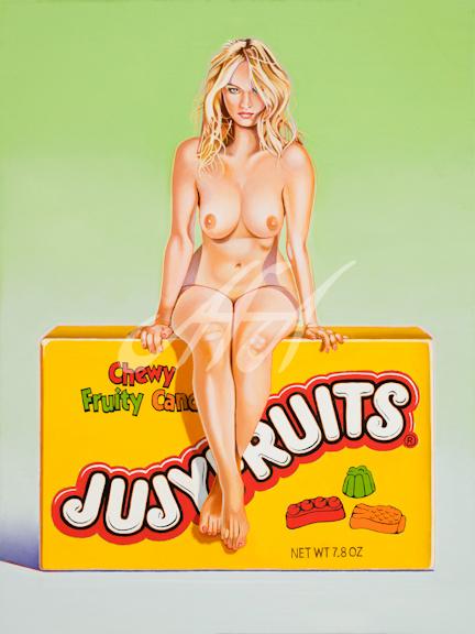 Mel Ramos - Jujyfruits Judy watermark.jpg