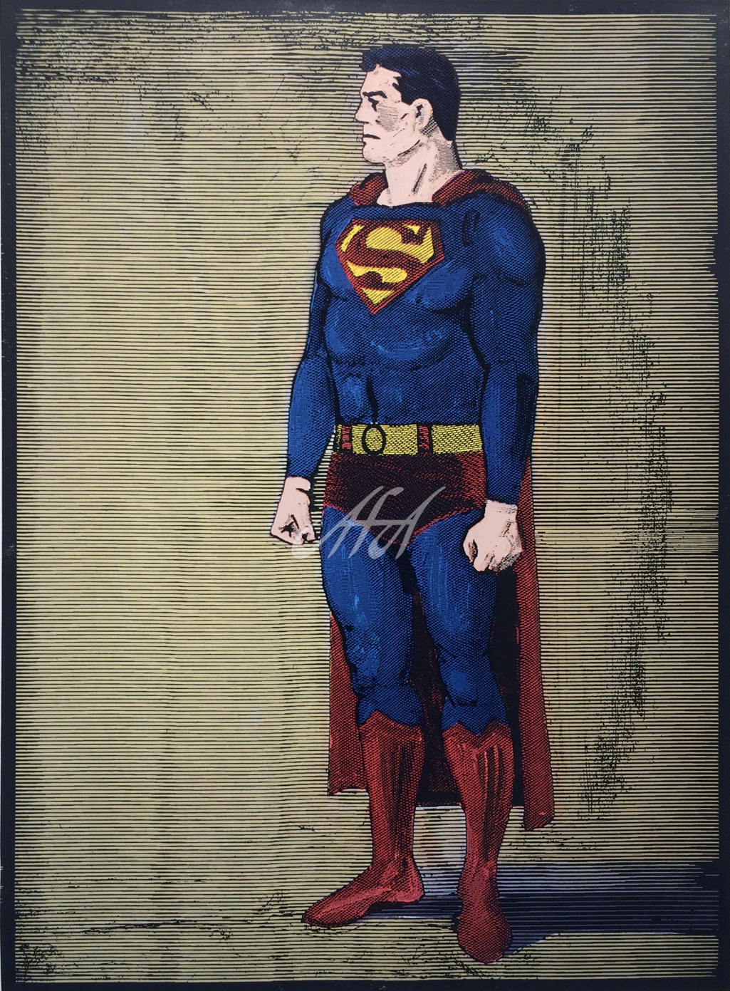 Mel Ramos - Superman wood cut watermark.jpg