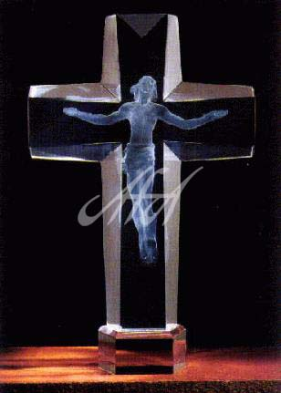 Hart_The Cross of the Millennium (1-3 life size) watermark.jpg