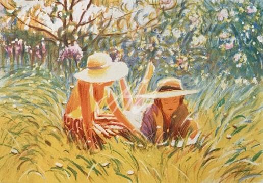Fossoux reading in field watermark.jpg