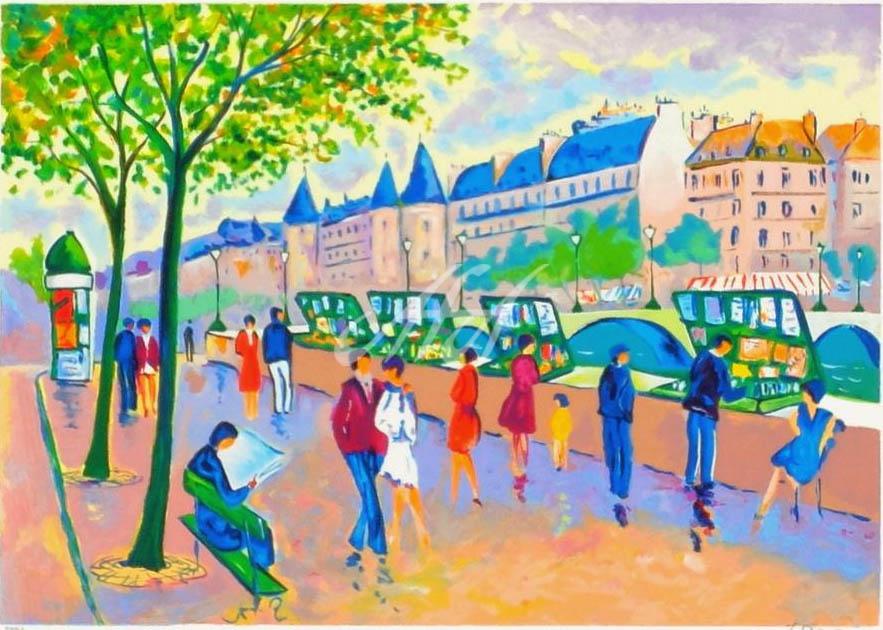 Picot_Bouquinistes sur les quais watermark.jpg