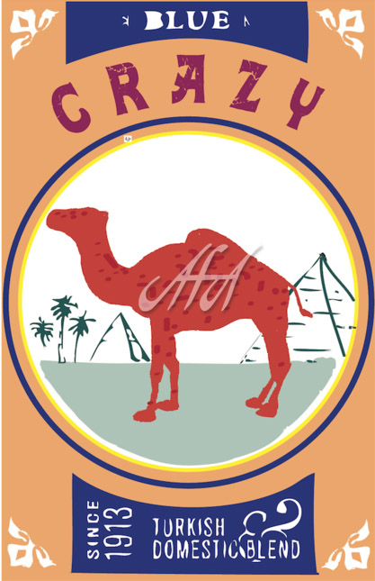 crazy blue camel watermarked.jpg