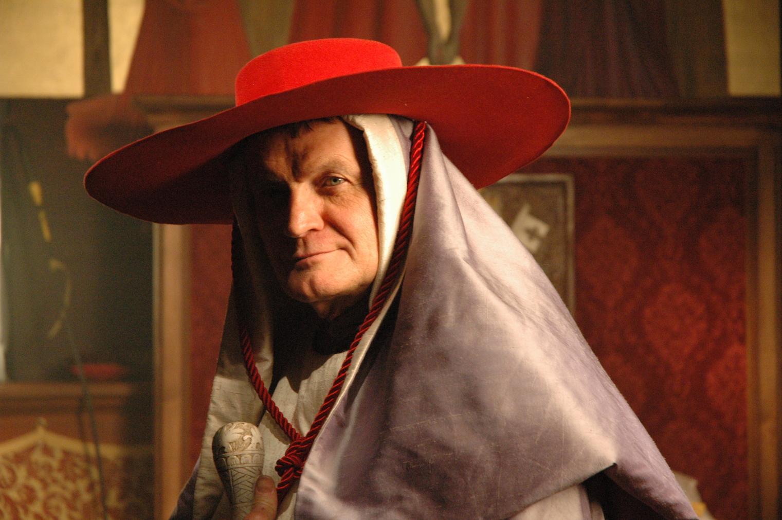 Brian Downey as Cardinal de Mella