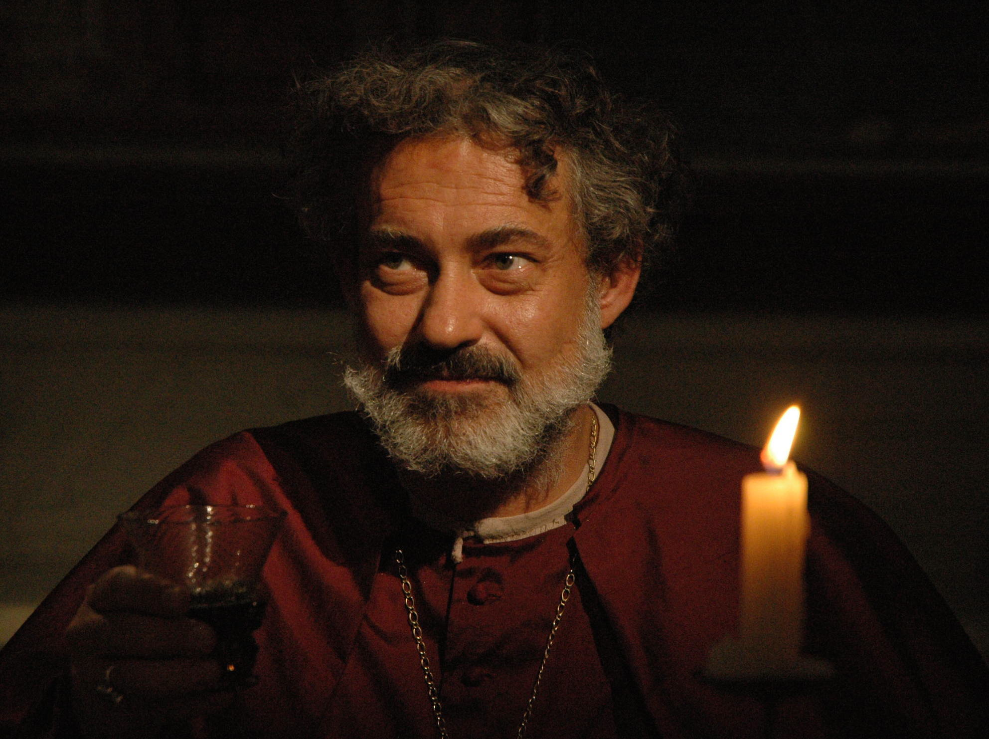 Rolf Kanies as Bessarion