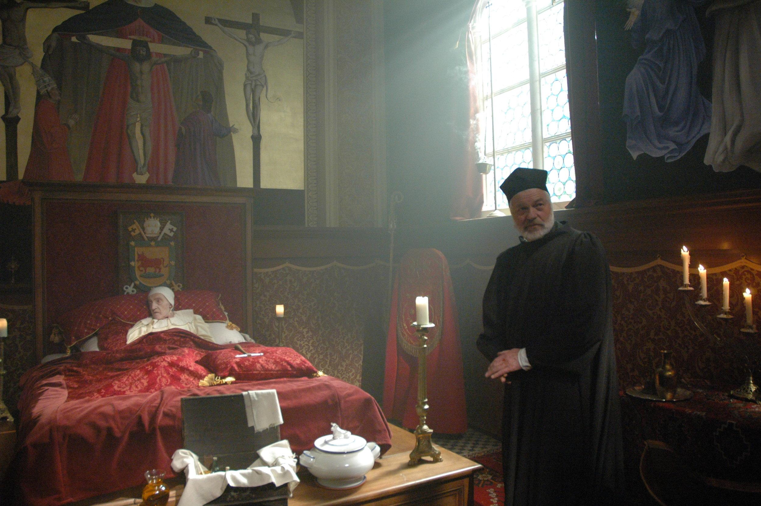 Joe Rutten (Pope Calixtus III & Dr. Bieger).jpg