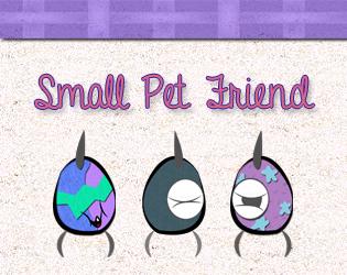 Small Pet Friend