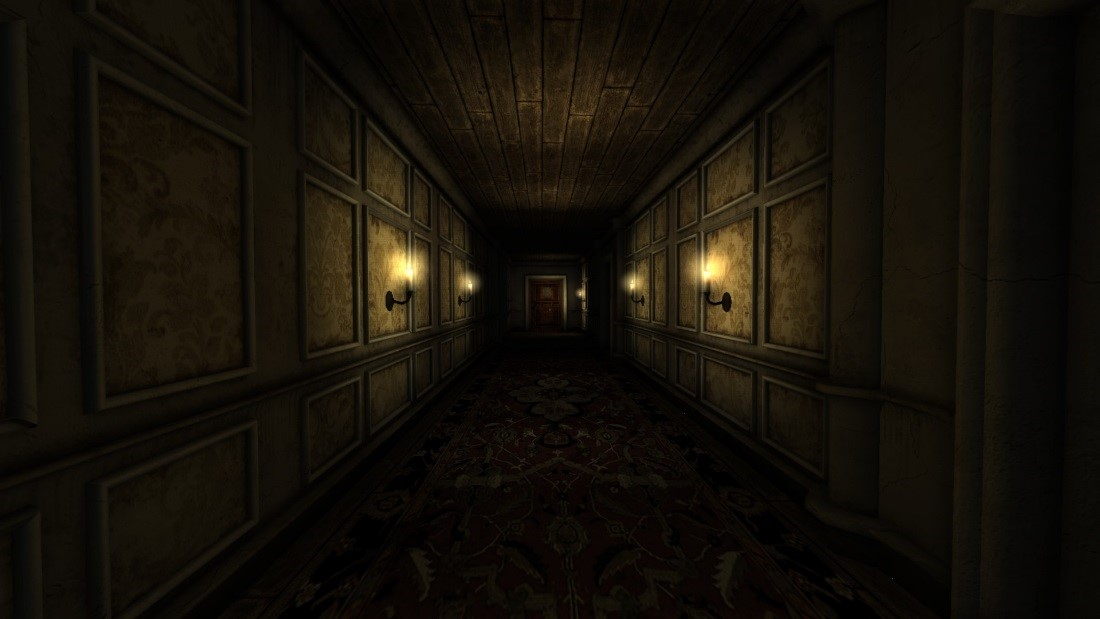 From the game, Amnesia