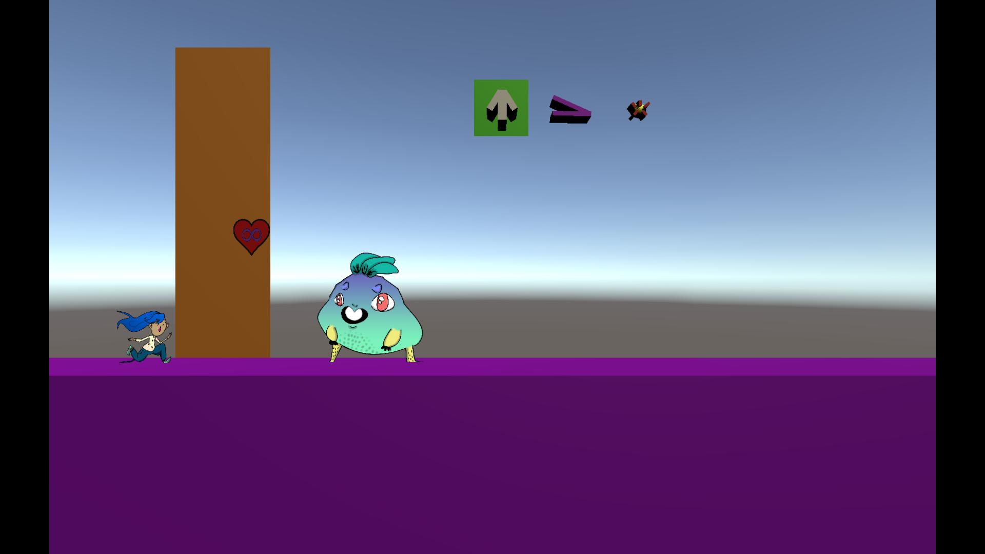 Screenshot from Infinite Lovers