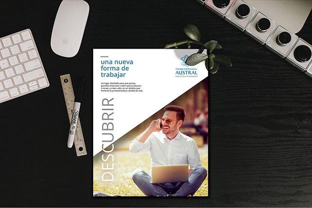 Editorial Design @parque_austral  #parqueaustral #design #identitydesign
