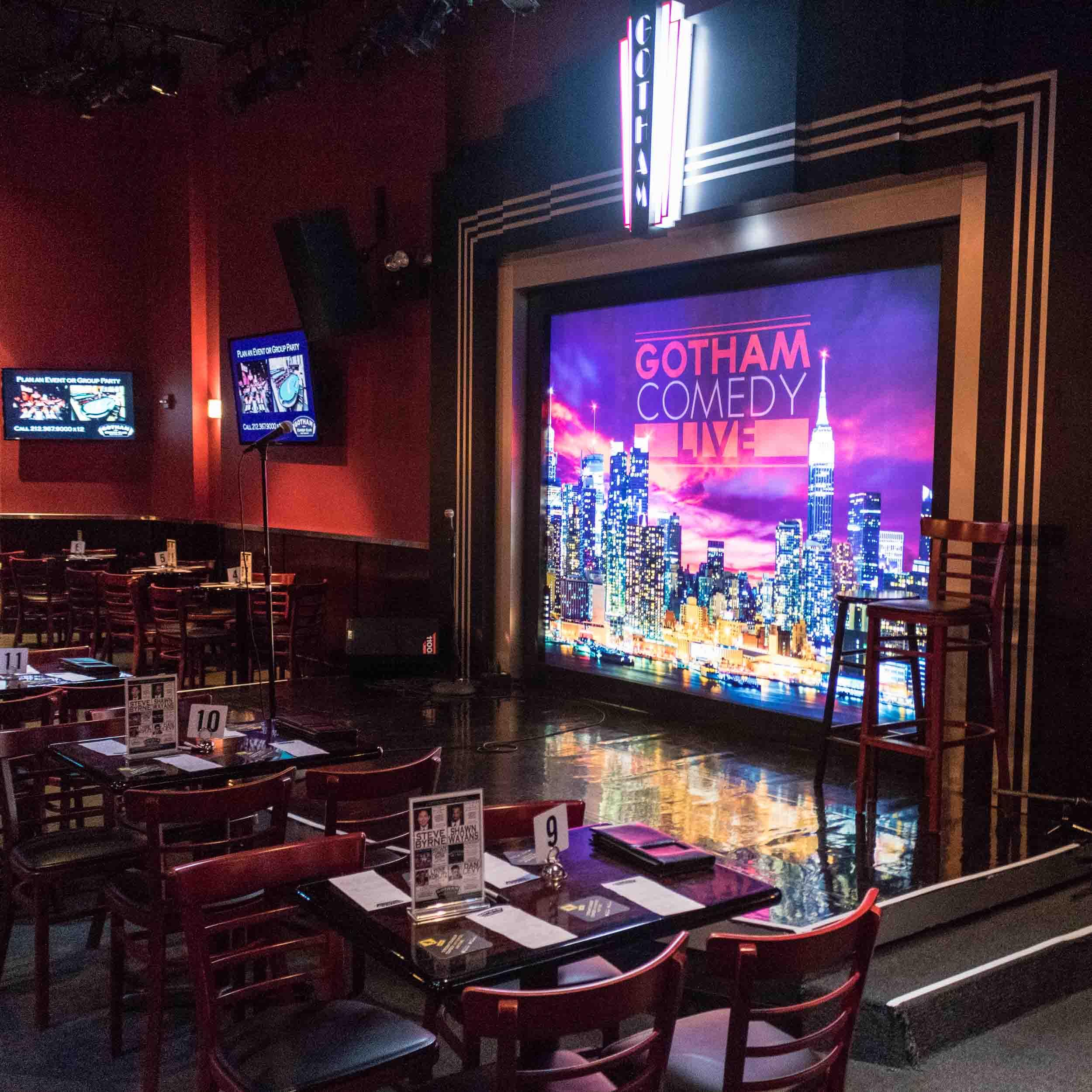 Manhattan Comedy School New Talent Shows at Gotham Comedy Club