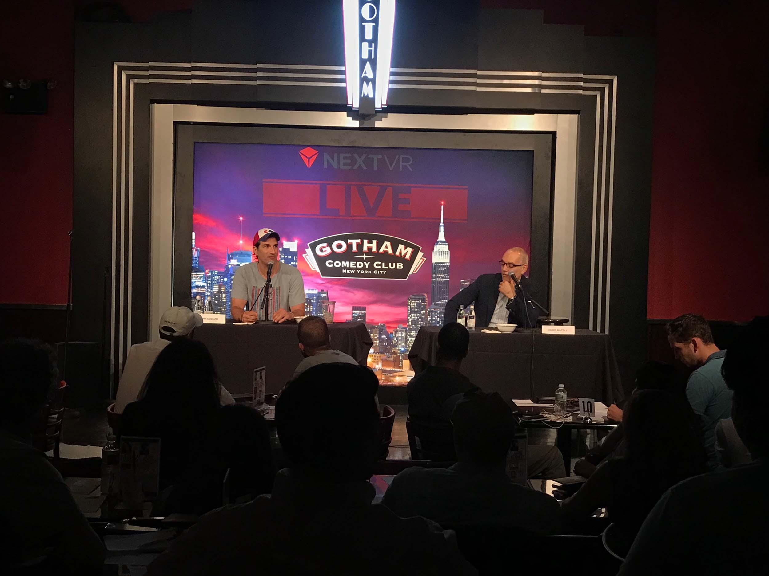Manhattan Comedy School Hosts Gary Gulman 00001.JPG