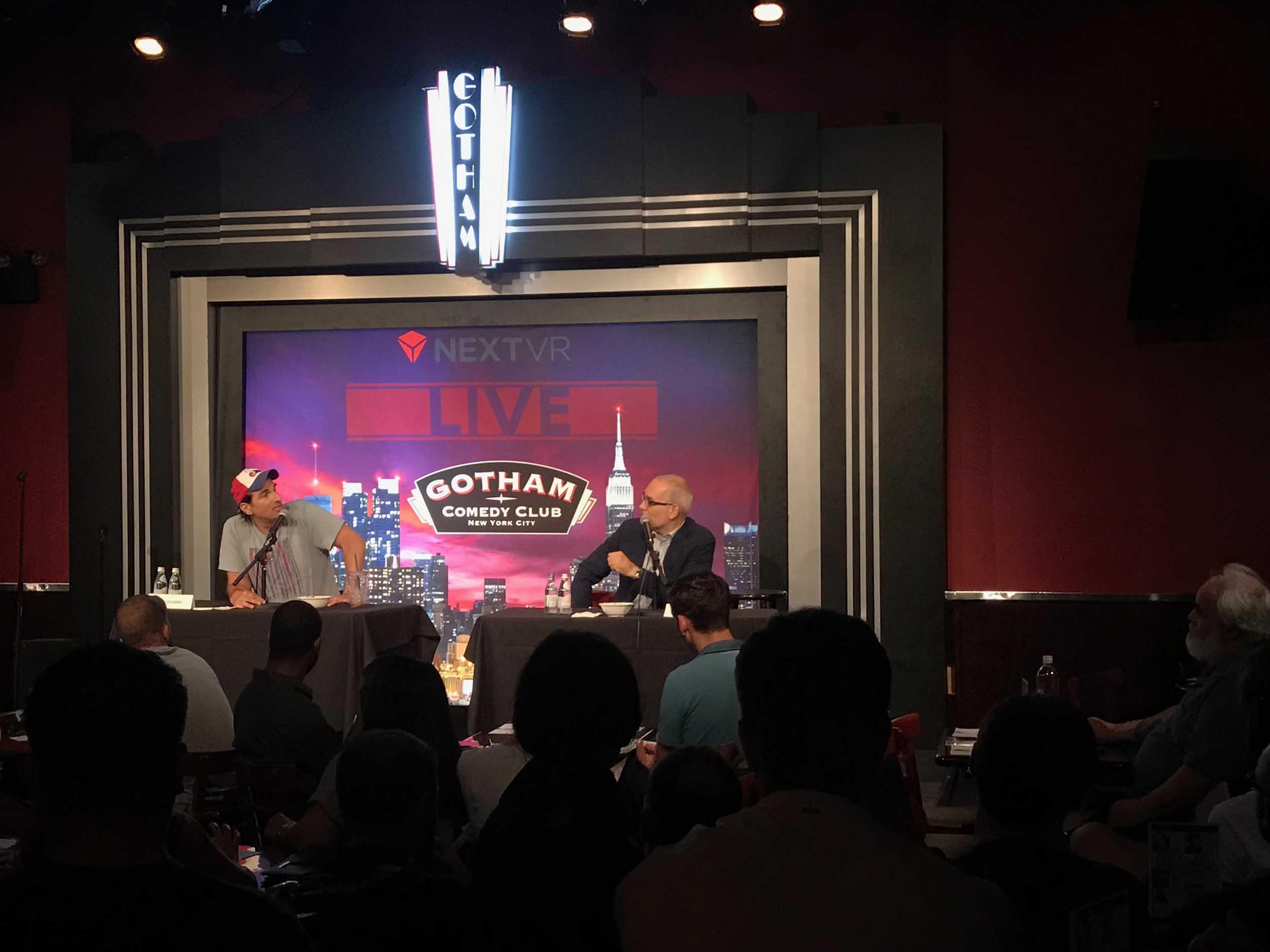 Manhattan Comedy School Hosts Gary Gulman 00002.JPG