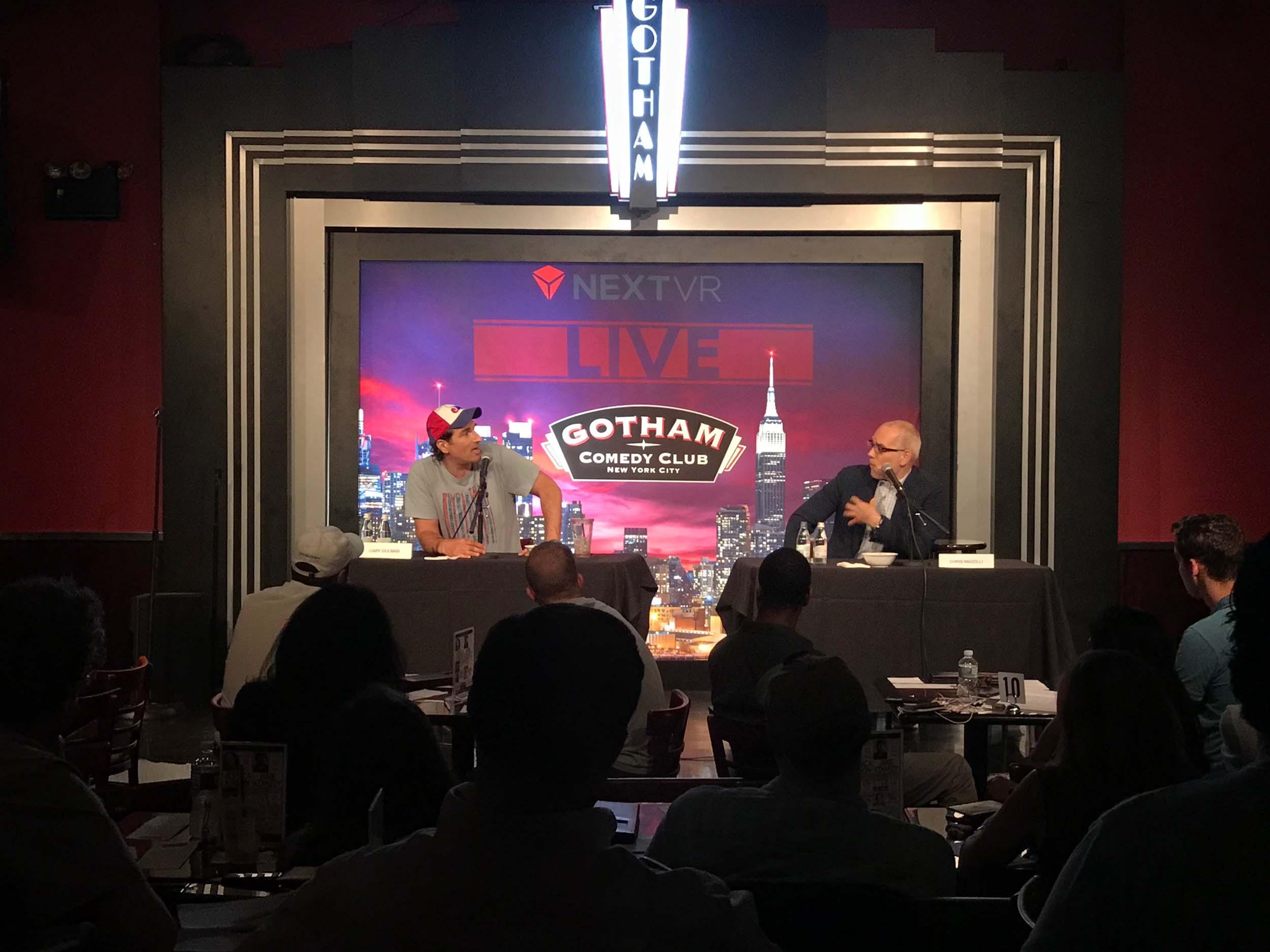Manhattan Comedy School Hosts Gary Gulman 00003.JPG