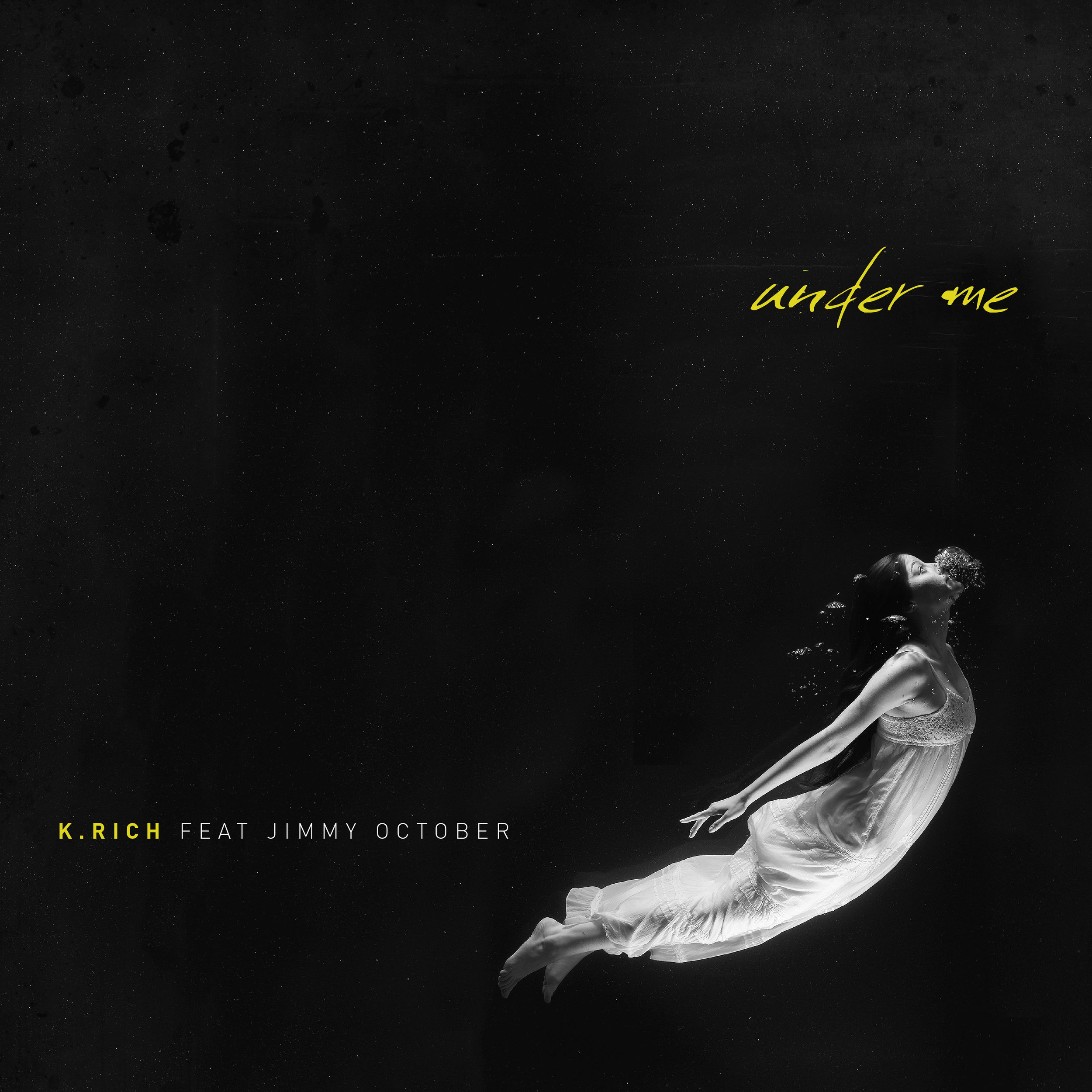Under Me (feat. Jimmy October)