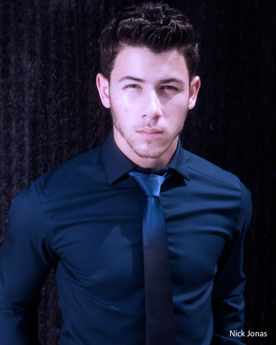 Nick Jonas by Udo Spreitzenbarth