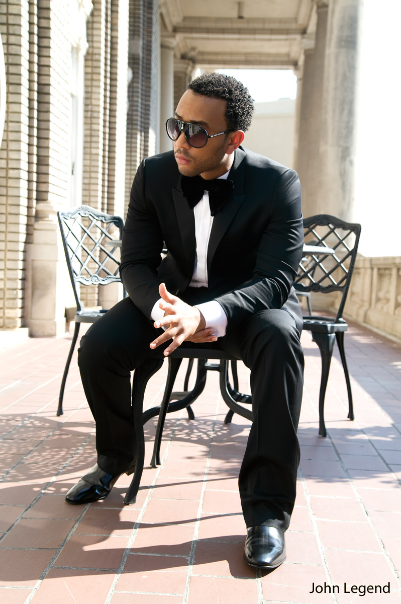 John Legend in Sunglasses