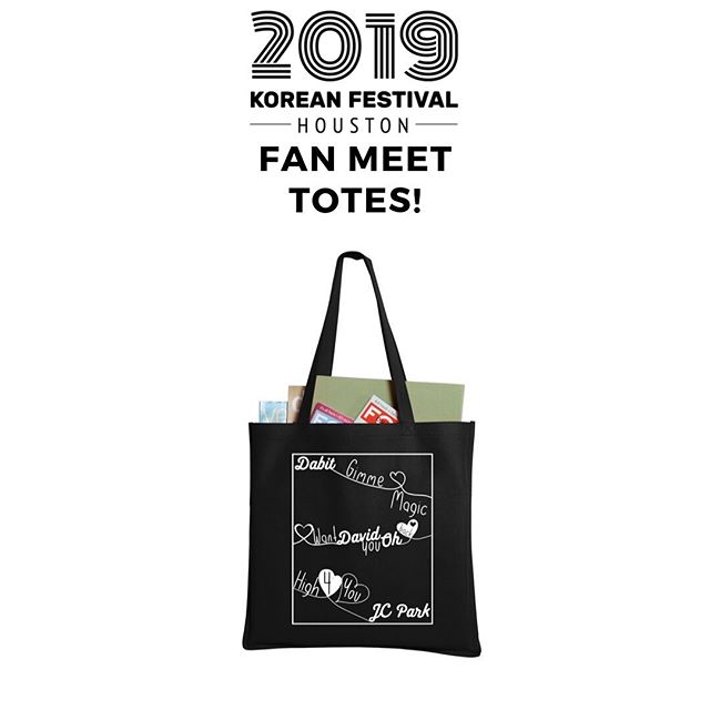 P.S. Have you seen the Fan Meet Merch? 😎😎😎 Tag a friend who needs these! Go to the link in our bio to grab your tickets! 🎫