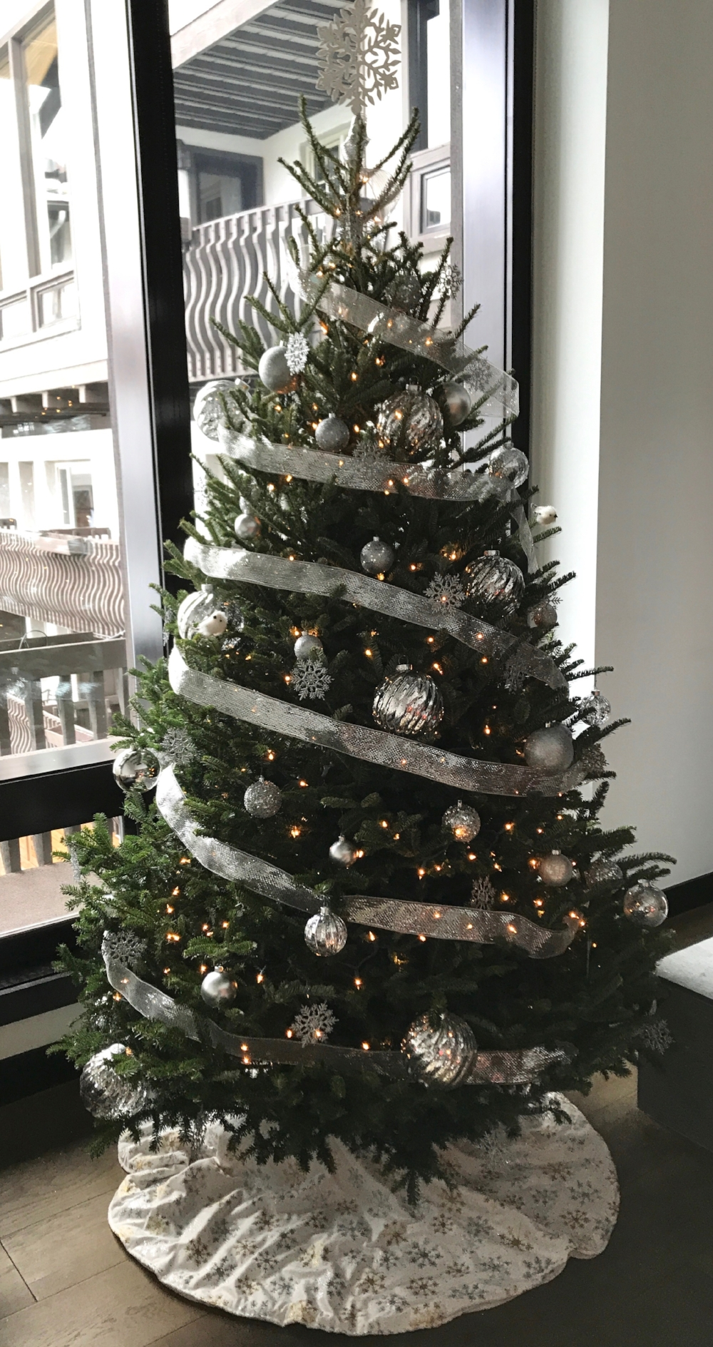 COCO Christmas Trees make your condo, home or chalet sparkle!!!