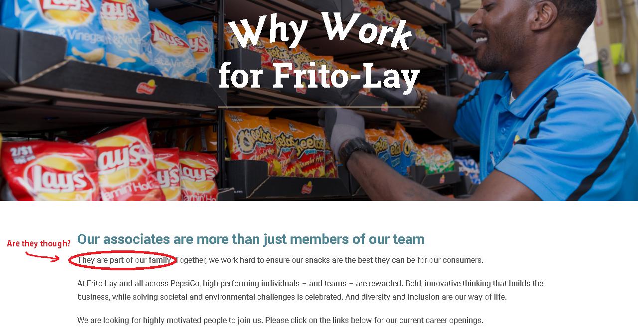 Frito-careers