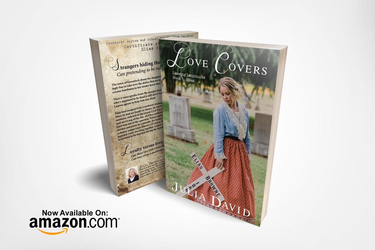 Love Covers - Leaving Lennhurst Book 1: Elias