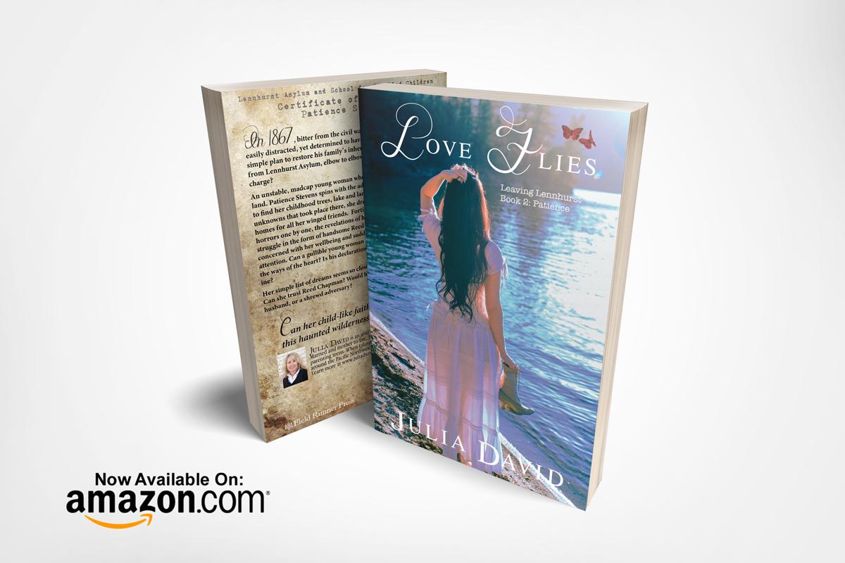 Love Flies - Leaving Lennhurts Book 2: Patience