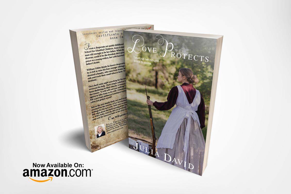 Love Protects - Leaving Lennhurst Book 3: Anna