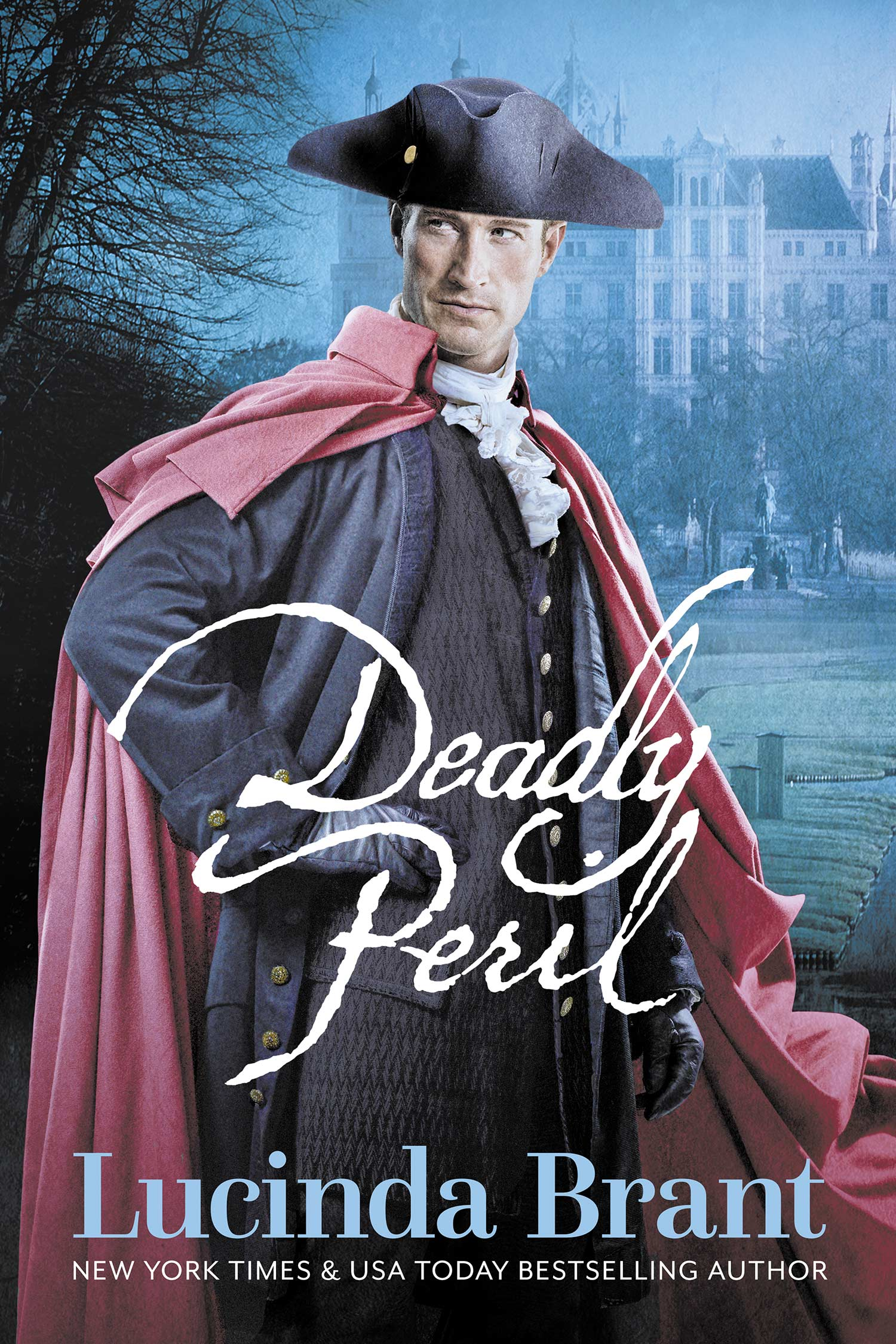 Deadly Peril: A Georgian Historical Mystery (Alec Halsey Mystery Book 3) by Lucinda Brant