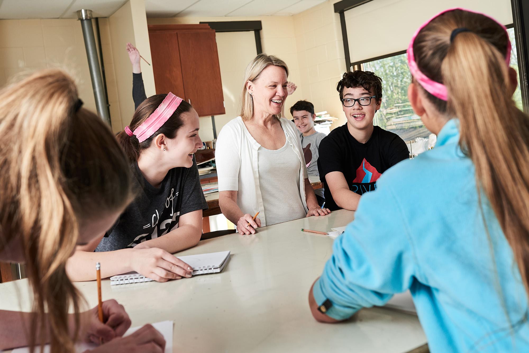 HIGH SCHOOL Faculty -