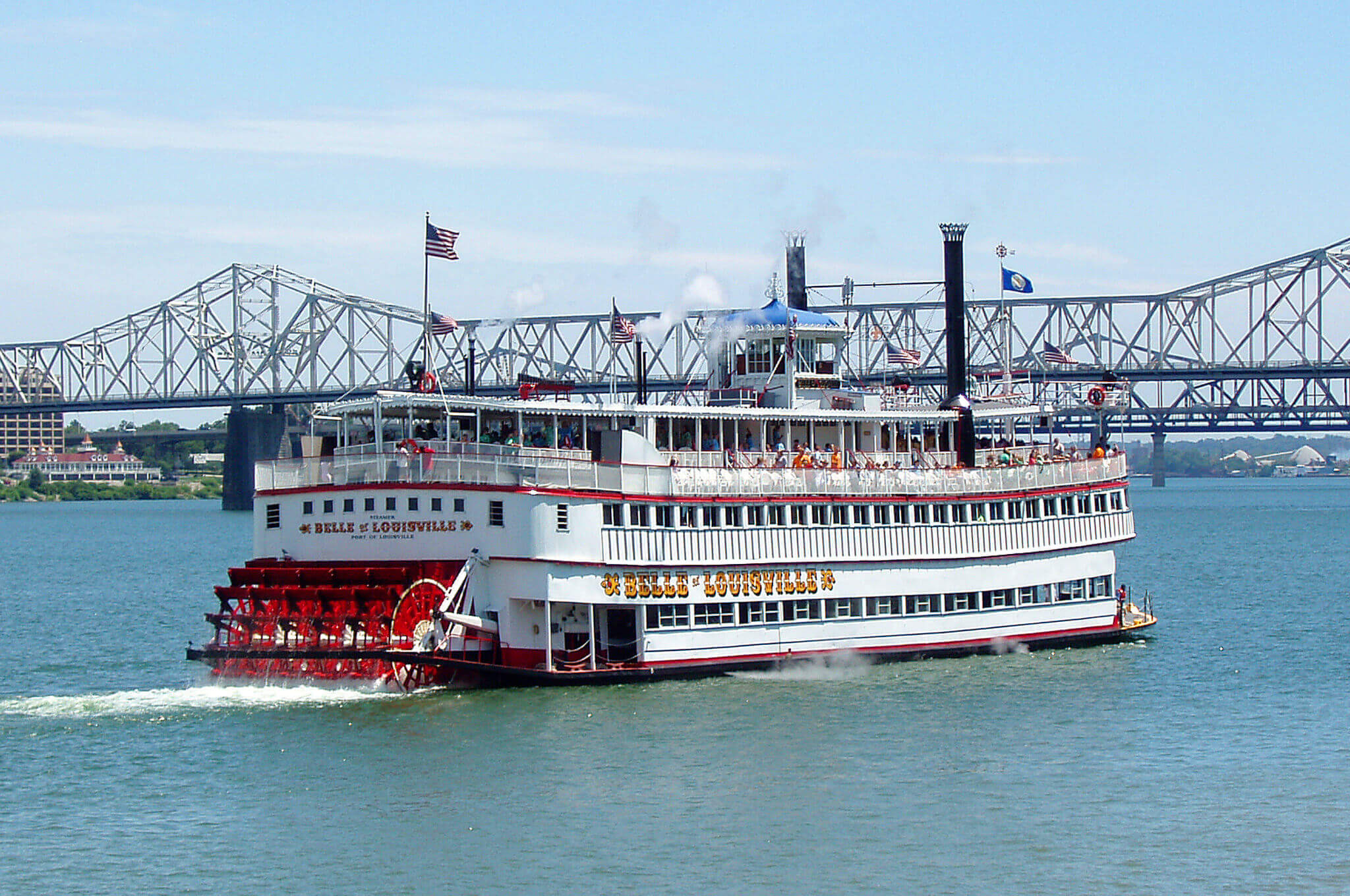 Belle of Louisville - Date: October 27, 2019Time: 12:15-2:30pmLocation: Belle of Louisville, Downtown Louisville