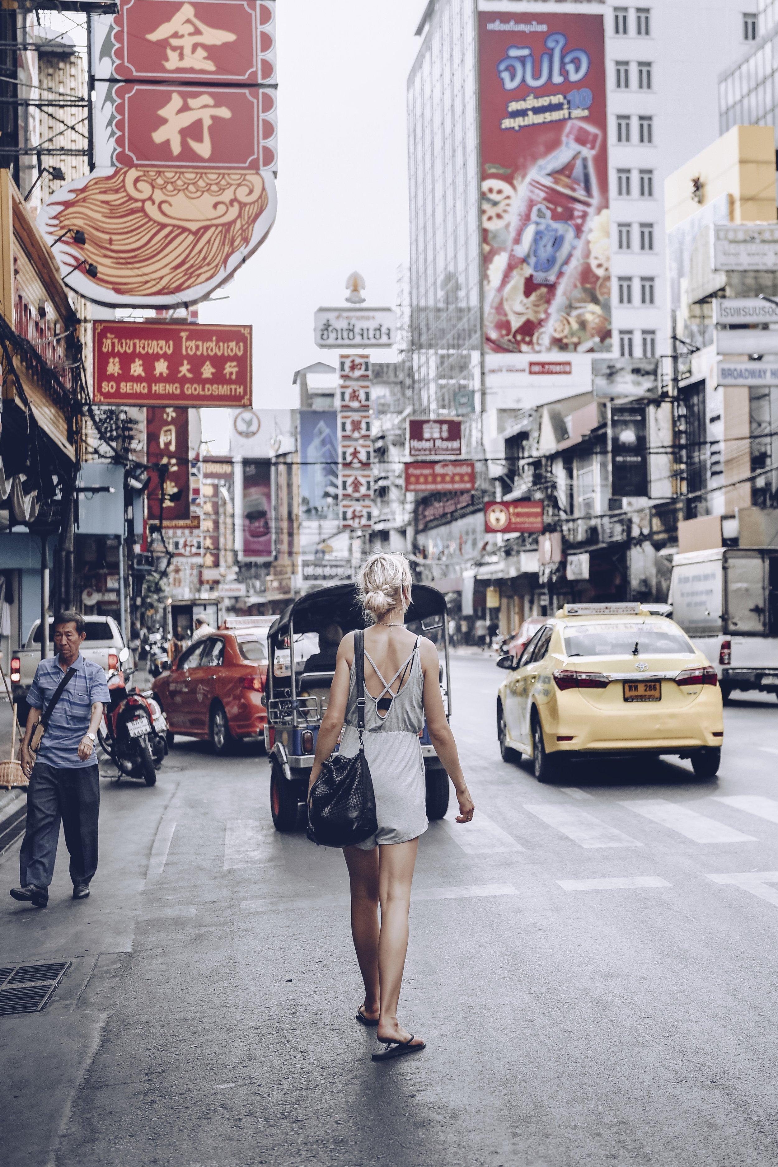THAILAND - +To Spotify-Playlist