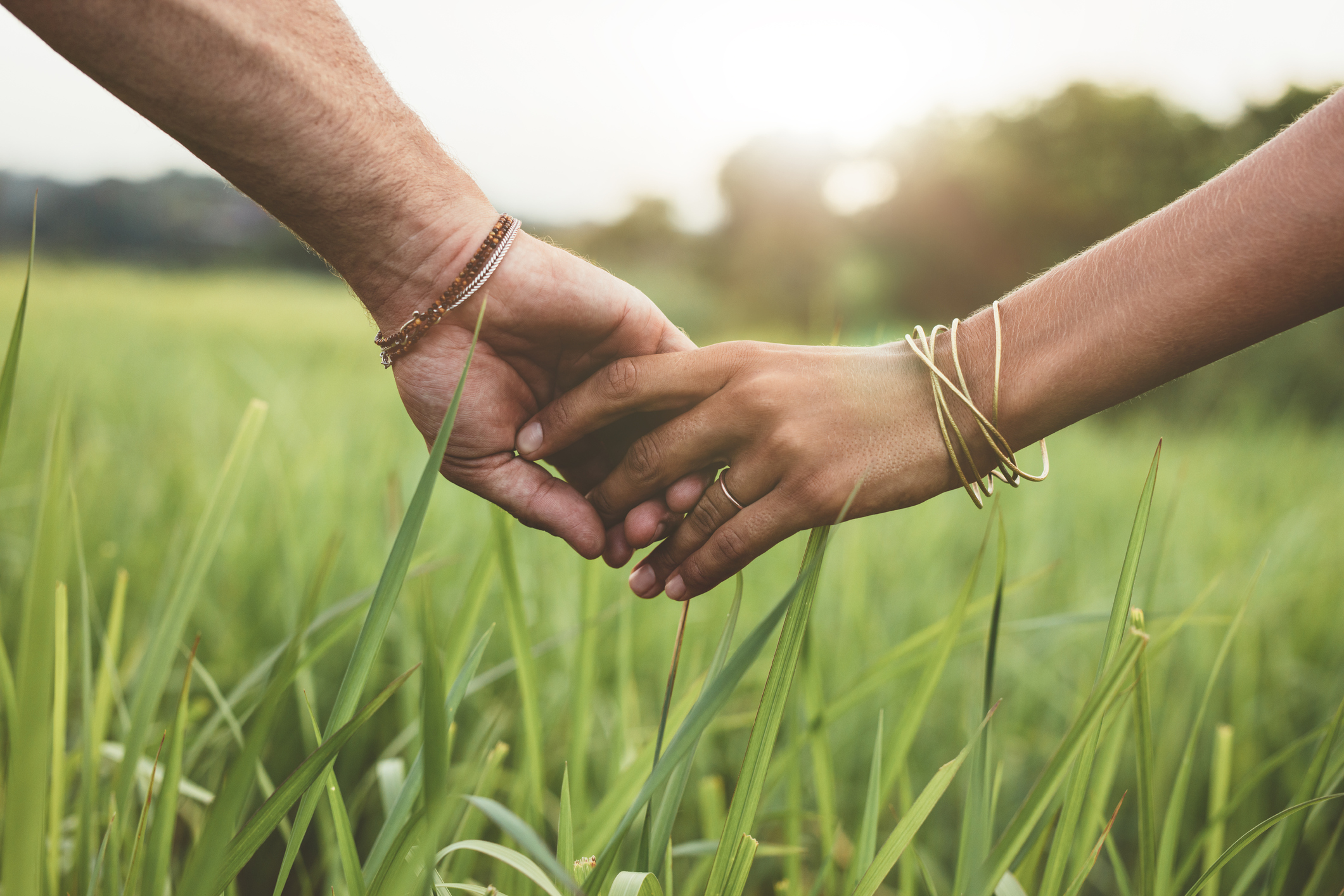 You meet. You flirt. - You get to know each other. You fall in love. You feel connected to this other person—physically and emotionally. Whether it came early or later in the relationship, sex is often a big part of feeling intimately connected to your partner.