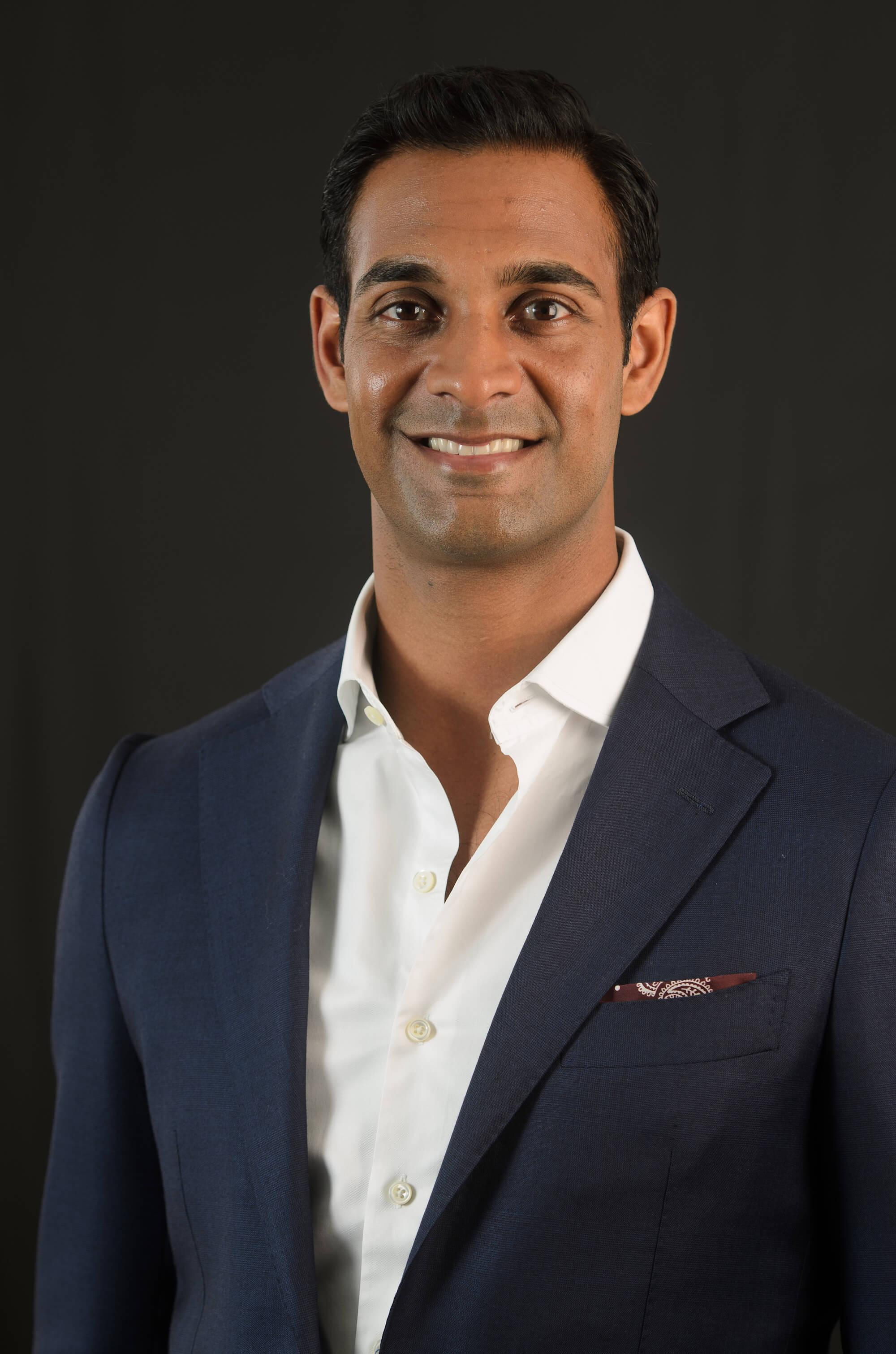 SAMARTH CHANDRA  Managing Partner