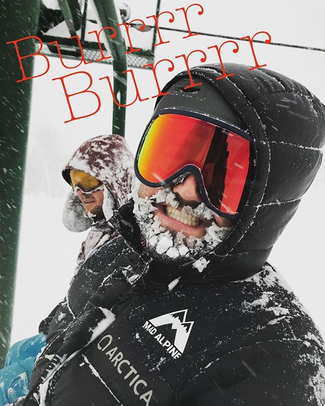 Hello Mad Alpine! Practice is canceled this week. @tyrolbasin will be closed each of our practice evenings due to the arctic temperatures. Stay safe and warm!