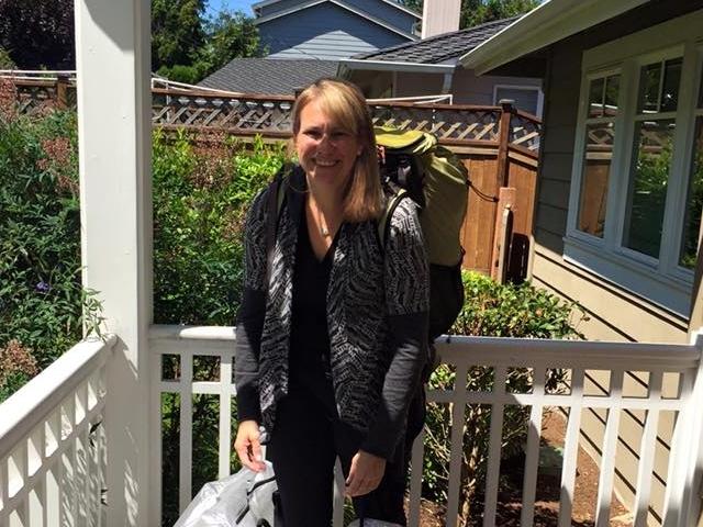 Jennifer Capasso, Senior Director of Product and Analytics in Bellevue, Washington