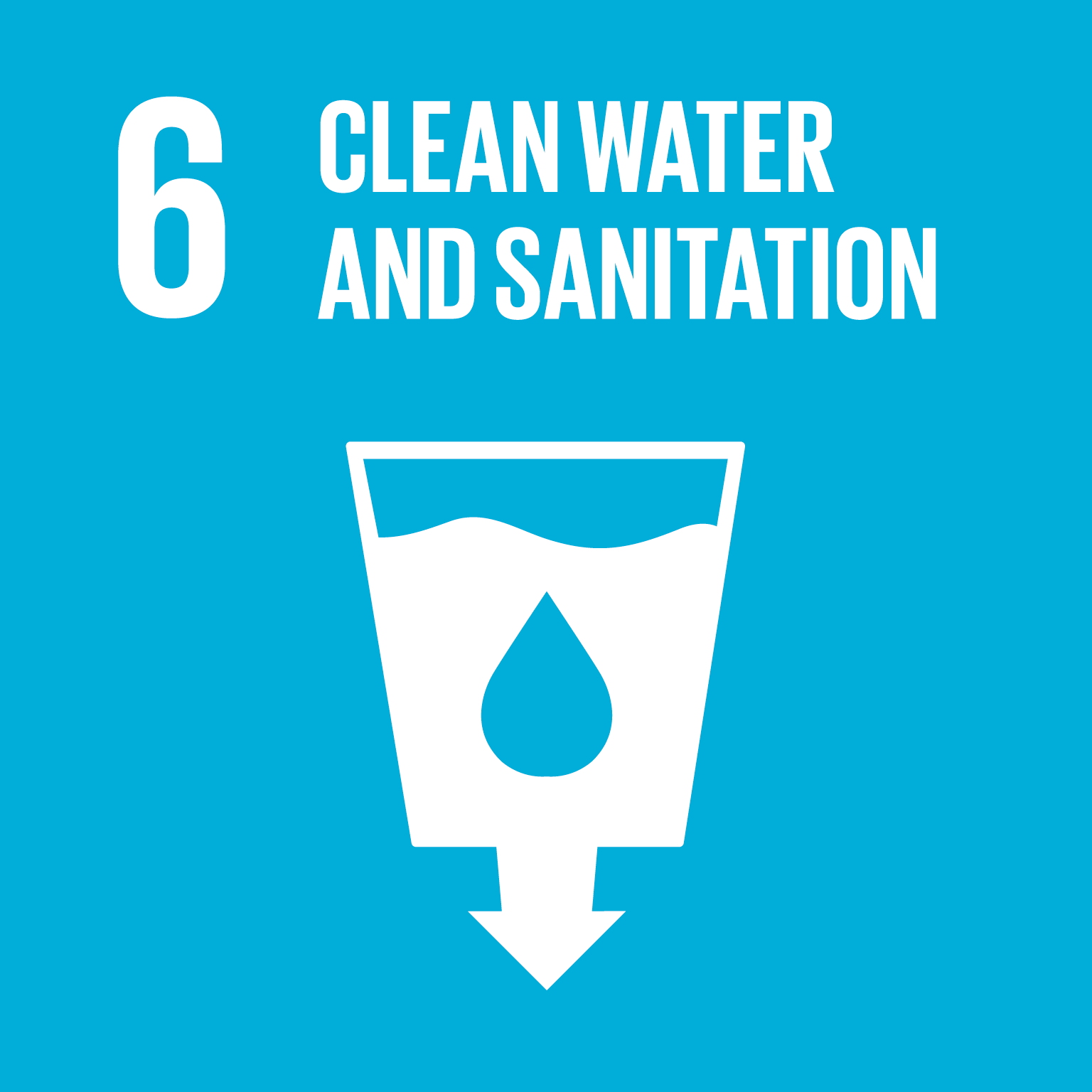 SDG Goal Number 6: Clean Water and Sanitation