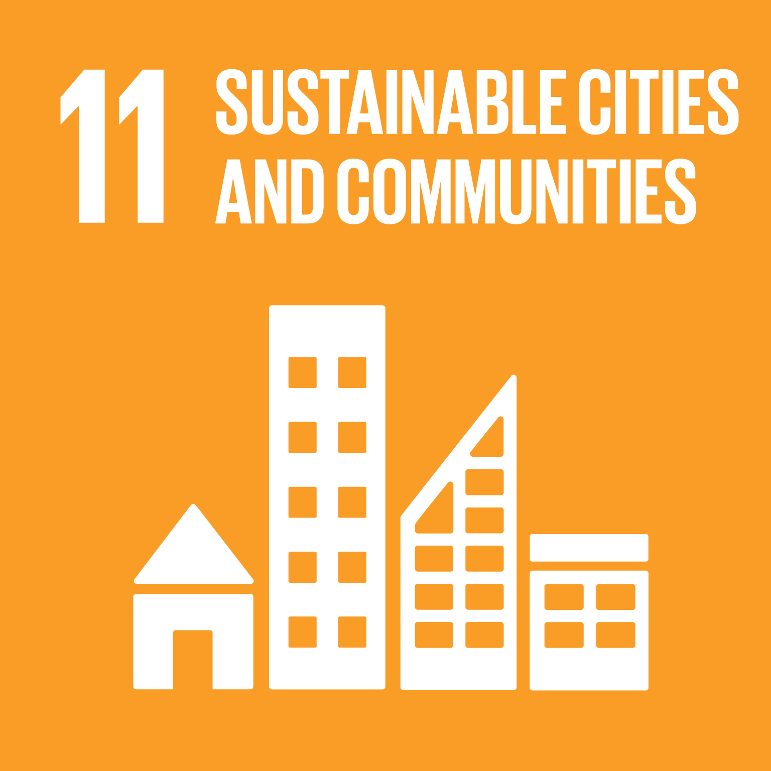 SDG Goal Number 11: Sustainable Cities and Communities