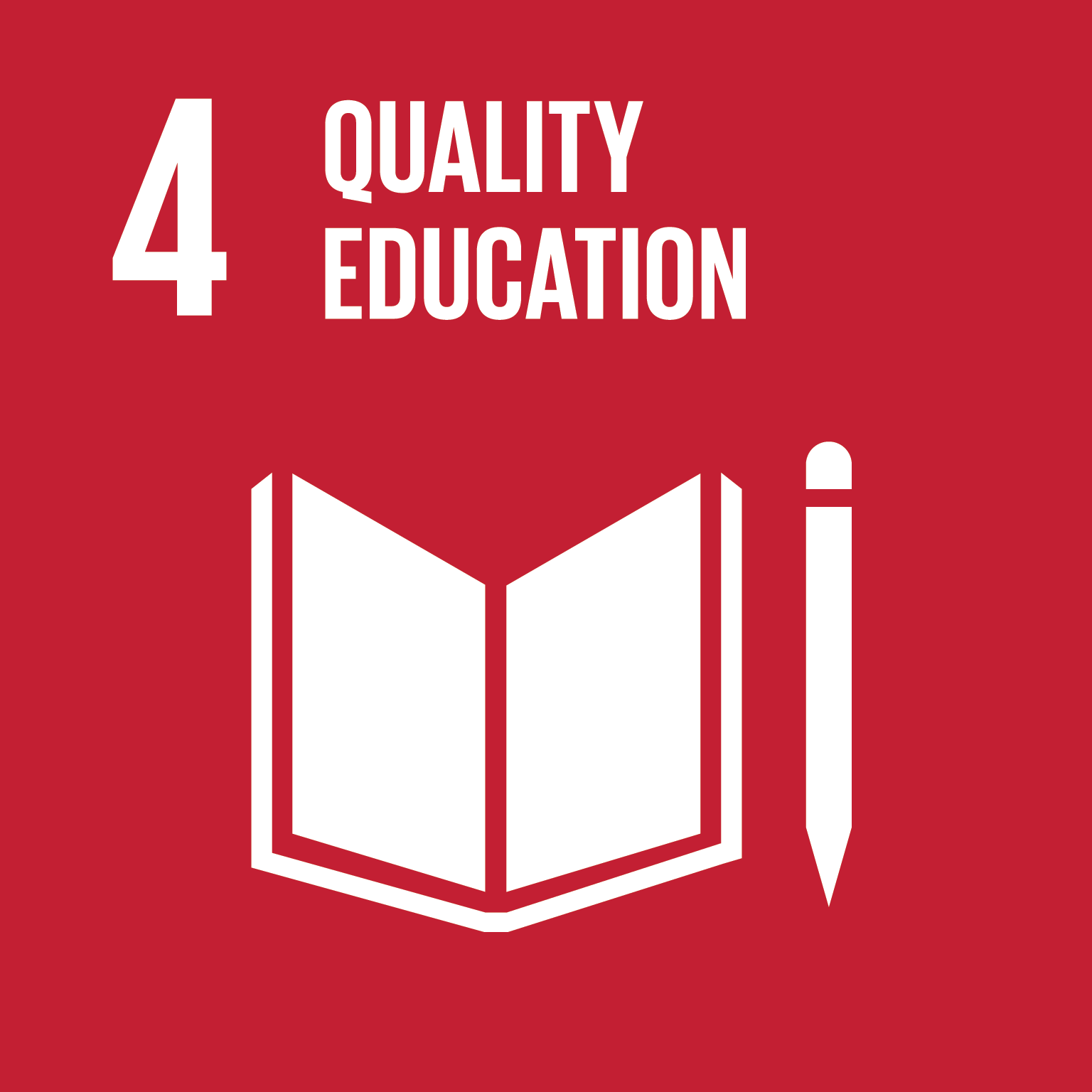 SDG Goal Number 4: Quality Education