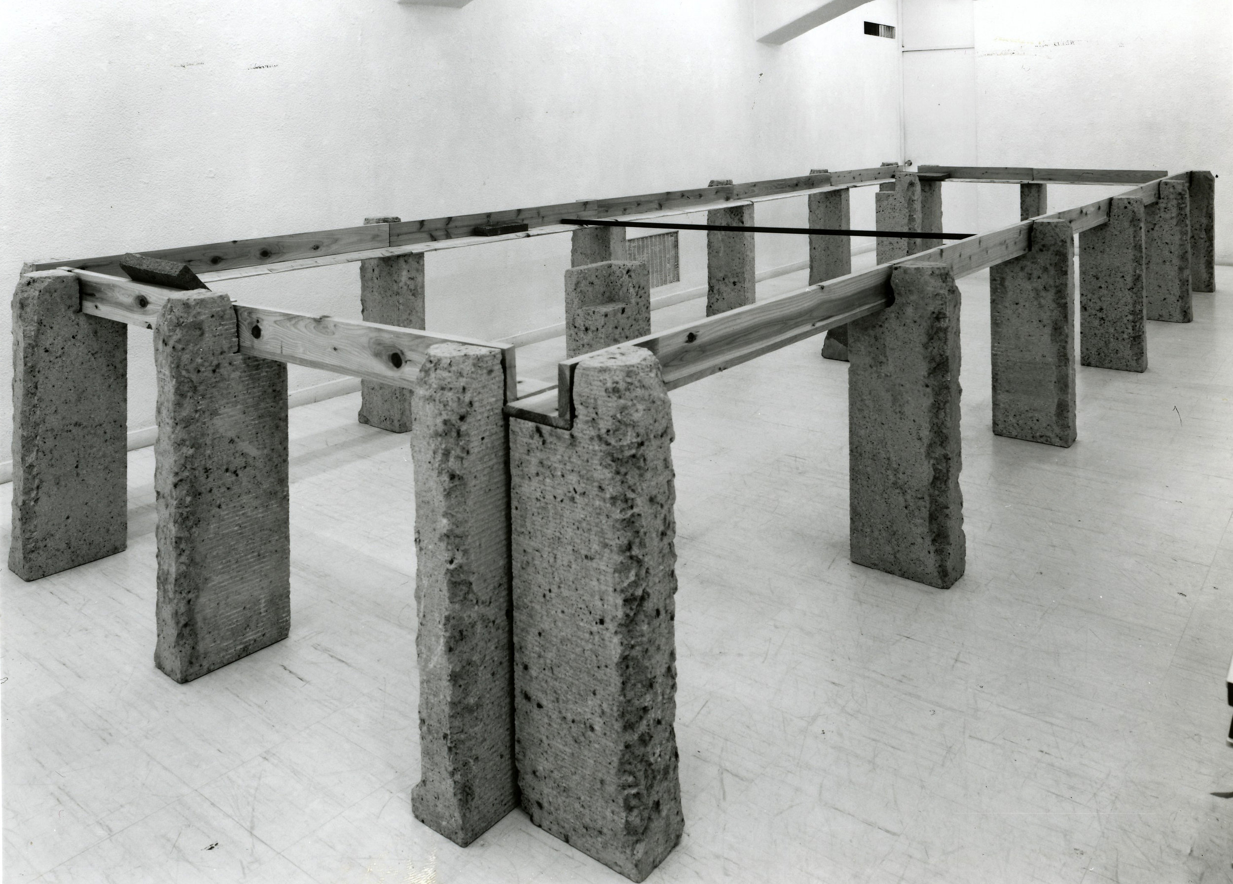 Supported Surrounding , 1987