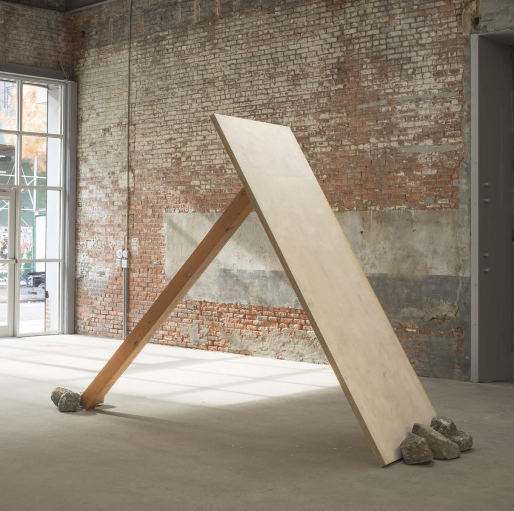 Diagonal Phase , 1969/2012. Photo: Bill Jacobson Studio. Installation view at Dia:Chelsea, New York, NY, 2016.  Courtesy Dia Art Foundation, New York.