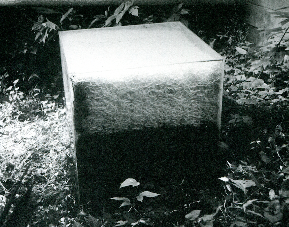 Layered Space , 1968
