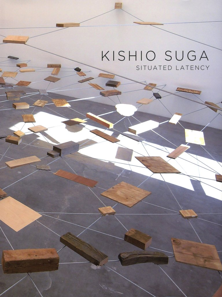Kishio Suga: Situated Latency  Museum of Contemporary Art, Tokyo, 2015