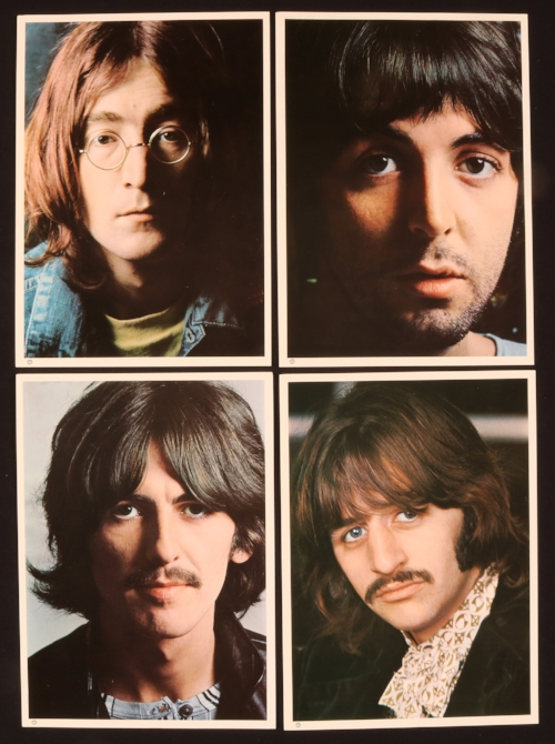 Feature Many Shades Of White Why The Beatles Self Titled Album Is A Great Test For Modern Artists Music Musings Such