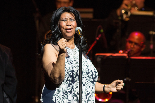FEATURE: Female Icons: Part Eleven: Aretha Franklin — Music Musings