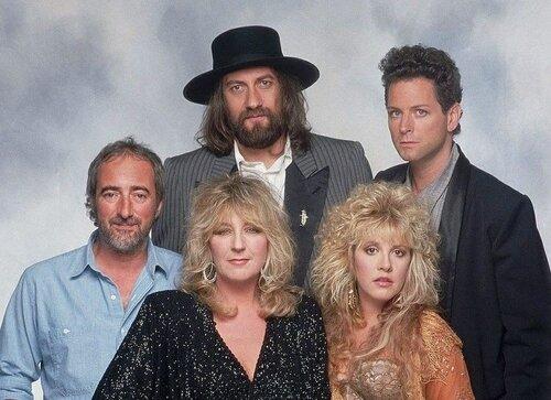 Feature Vinyl Corner Fleetwood Mac Tango In The Night Music Musings Such
