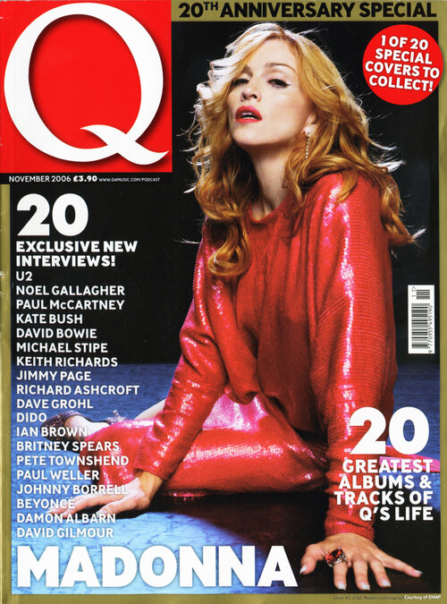 Feature Turn Back The Pages Reflecting On The Sad Loss Of Q Magazine Music Musings Such